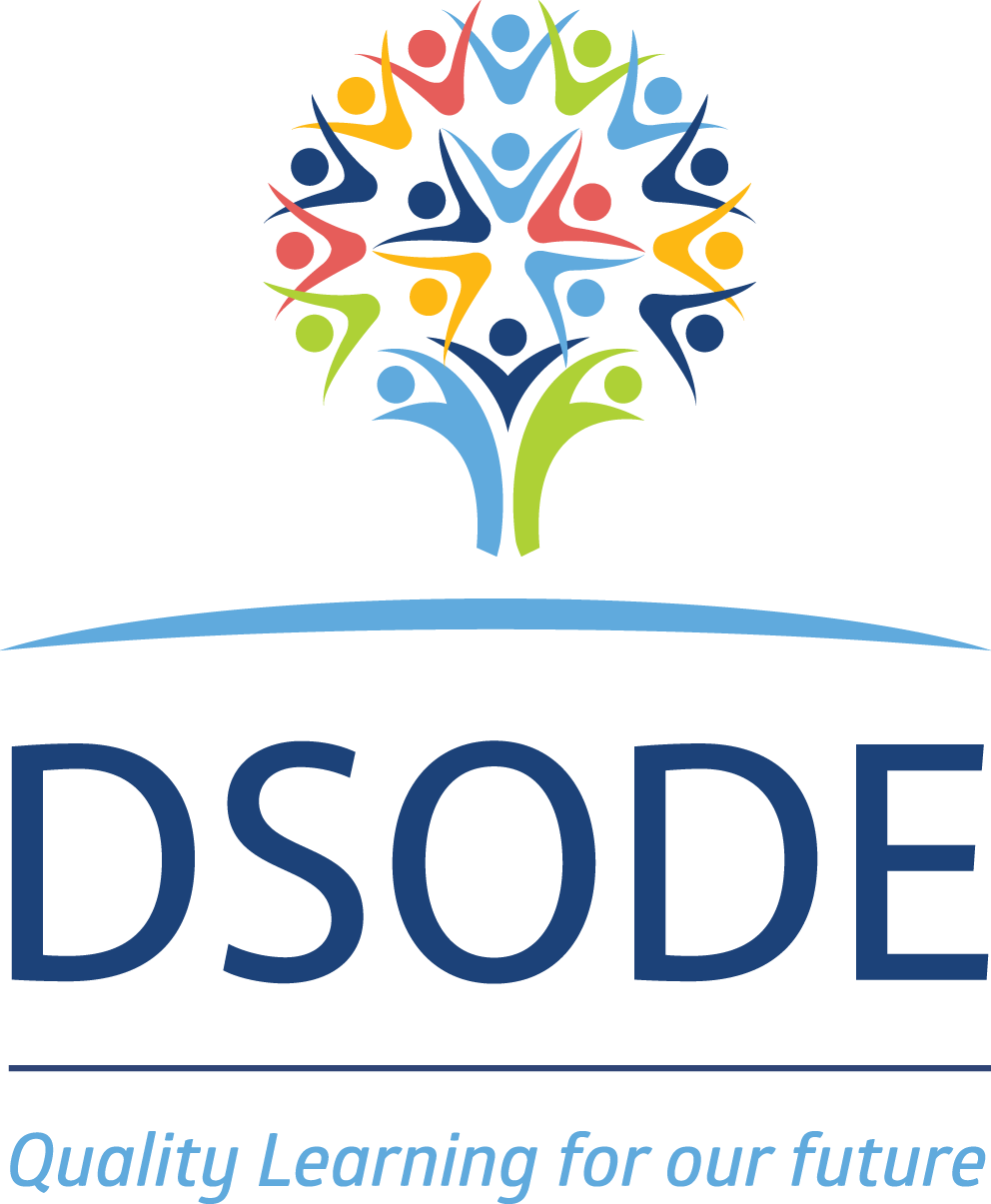 Dubbo School of Distance Education logo